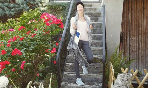 S'habiller pour partir faire sa chimiothérapie peut paraître anodin, mais j'ai adopté une routine qui permet d'être plus confortable, à savoir : toujours porter