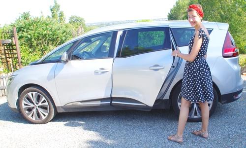J'ai pris un taxi conventionné après la pose de mon cathéter, avant ma transfusion du sang et après ma mastectomie. Ce moyen de transport m'a été bien pratique.